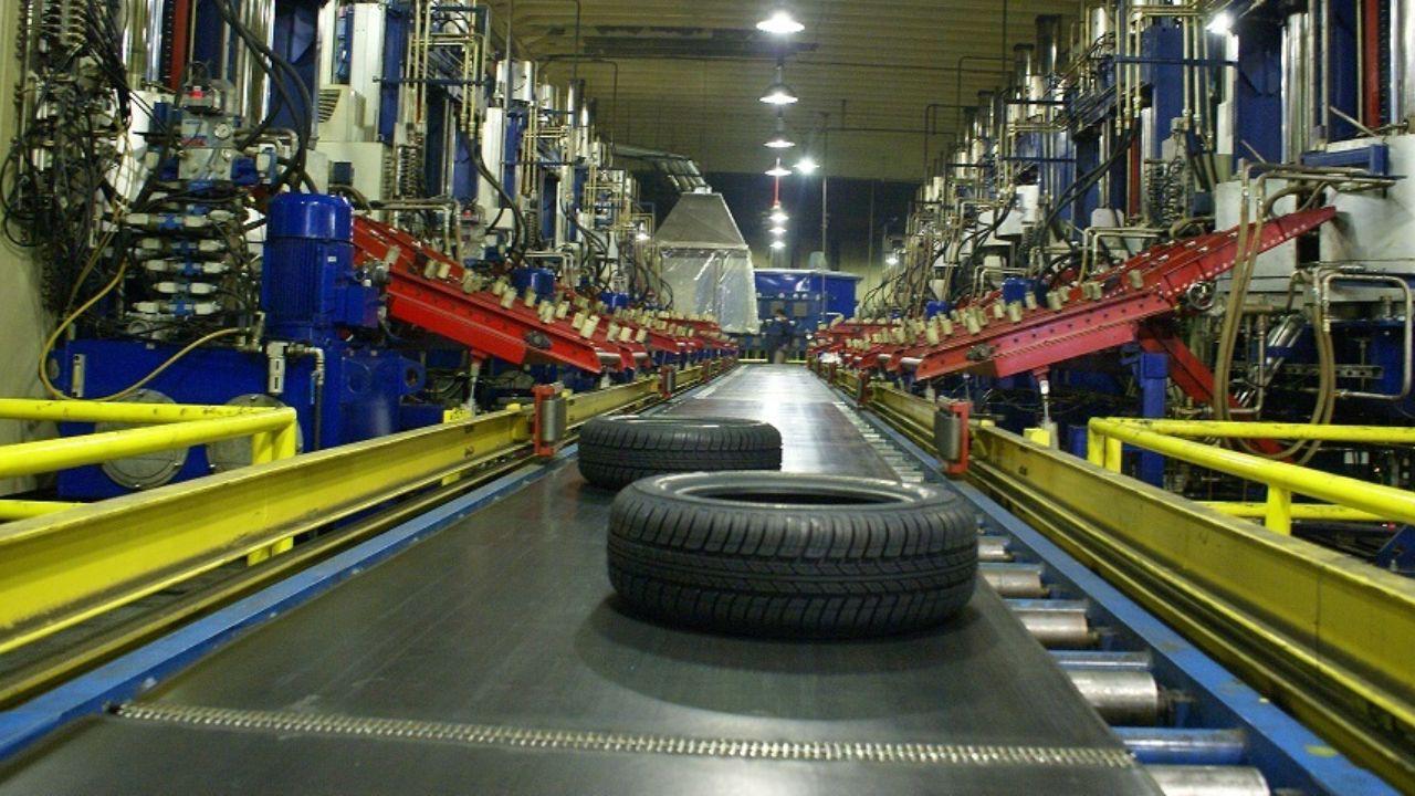 صنعت تولید لاستیک خودرو ایران
